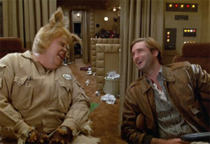 Spaceballs - Barf and Lone Star
