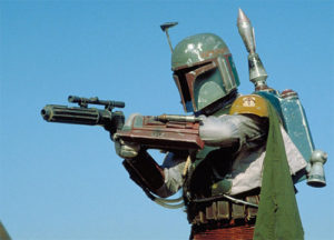 Star Wars' Boba Fett
