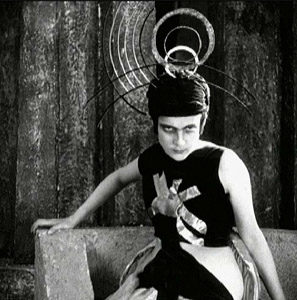Still 2 from Aelita - Goddess of Mars