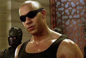 Vin Deisel as Riddick